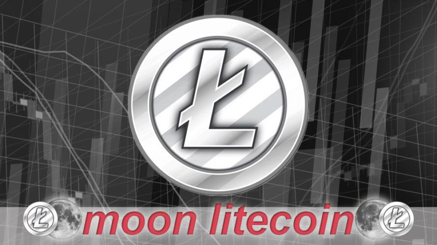 Moon Litecoinの登録方法と使い方